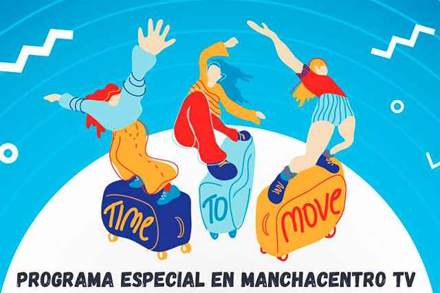 29 OCTUBRE | Mancha Centro TV: especial Time to Move